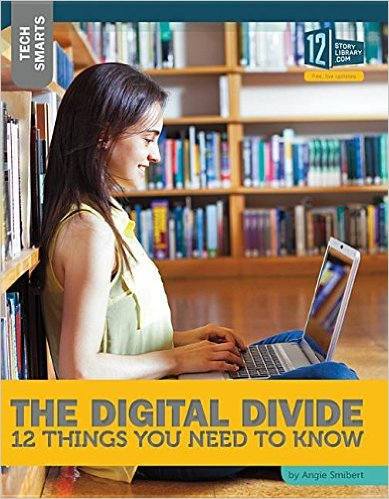 digital divide: 12 things you need to know by angie smibert