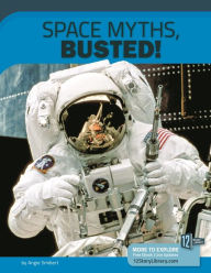 Book Cover: Space Myths, Busted