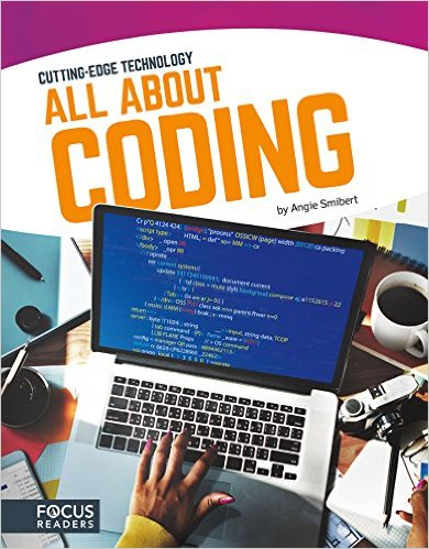 Book Cover: All About Coding